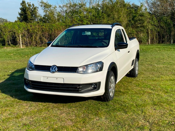 Volkswagen Saveiro 2014 1.6 Ce 101cv Pack Electr. + Seg.