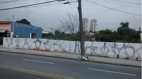 Terreno Para Aluguel, 2100.0 M2, Mogi Moderno - Mogi Das Cruzes - 2553