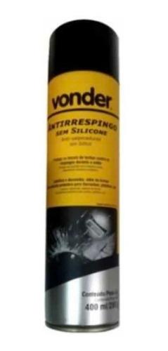 Imagem 1 de 1 de Antirespingo Com Silicone Spray 400ml