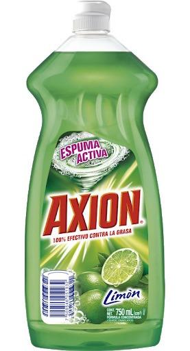 Lavaplatos Líquido Axion