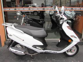 Suzuki Burgman 125 Novissima Raridade Baixo Km