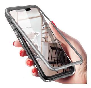 Capa Capinha Case Samsung Magnética 180º Prata