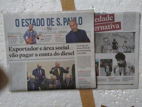 Jornal O Estado De São Paulo/raul Seixas