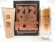 Estuche 212 Vip Rose -- Original -- Sellado