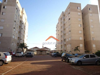 Apartamento Com 3 Dormitórios Para Alugar, 58 M² Por R$ 1.000/mês - Campos Elíseos - Ribeirão Preto/sp - Ap2371