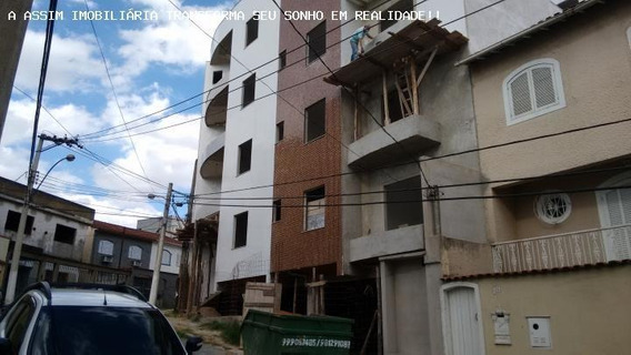 Apartamento Para Venda Em Volta Redonda, Jardim Amália Ii, 2 Dormitórios, 1 Suíte - Ap073