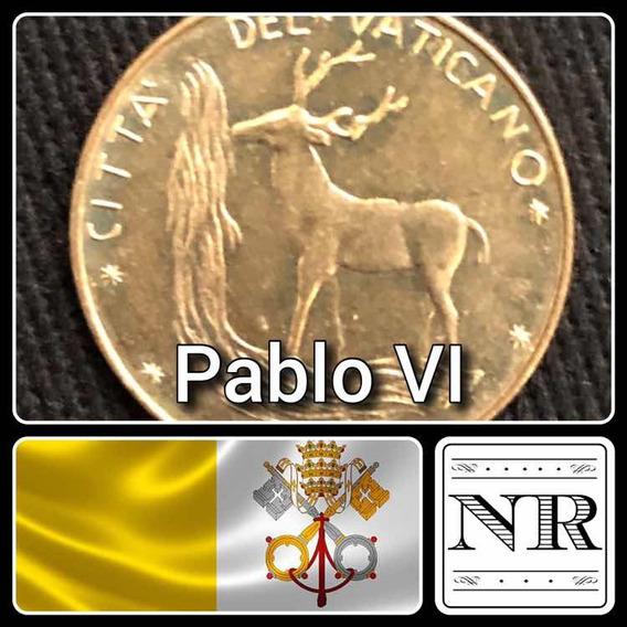 Vaticano - 20 Liras - Año 1970 - Papa Pablo Vi - Km # 120