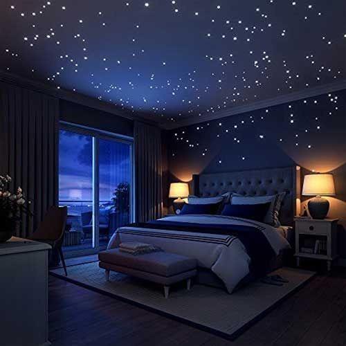 Imagem 1 de 6 de Instalação De Iluminação Por Fibra Ótica Tipo Céu Estrelado.