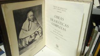 Tirso De Molina. Obras Dramáticas Completas. Tomo Iii