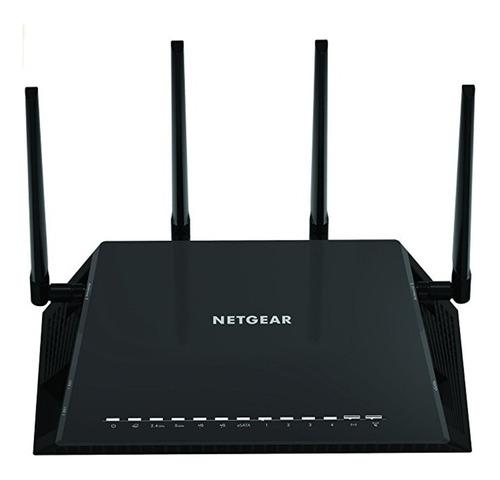 Netgear Nighthawk Ac1900 Banda Dual Wifi Gigabit Router