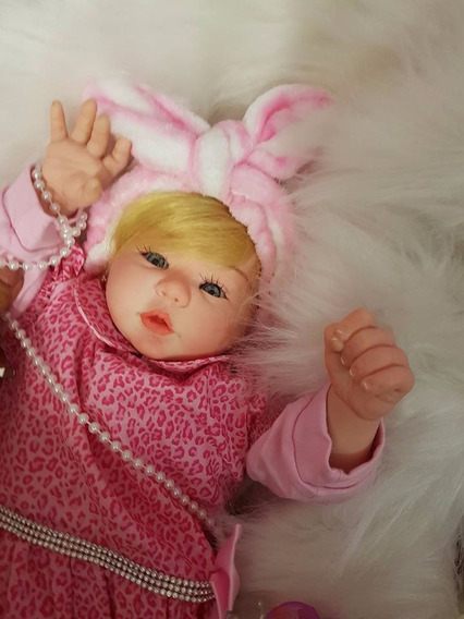 Bebe Reborn Jasmim Promoção Real Baby Kelly Lemos