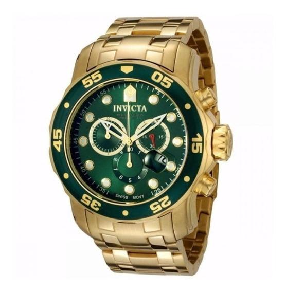 Relógio Invicta Pro Diver 21925 Com 1 Ano De Garantia E Nf