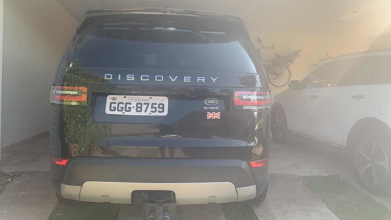 Land Rover Discovery 2018 3.0 Hse Si6 5p