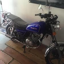 Moto Gn 125 H Año 2011