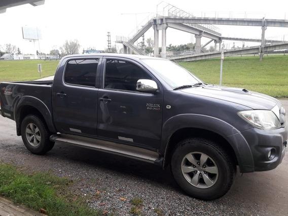 Toyota Hilux 3.0 I Srv Cab Doble 4x4 (2009) 2009