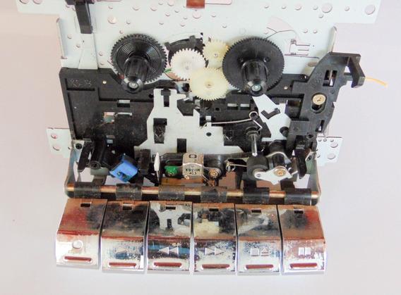 Mecanismo Tape Deck Micro System Britânia Sound Bs368