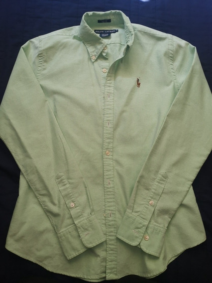 Camisa Mujer Ralph Lauren