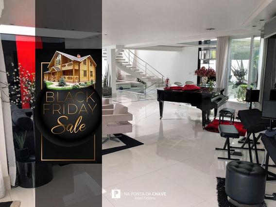 Casa Com 5 Dormitórios À Venda, 590 M² Por R$ 4.635.000,00 - Swiss Park - São Bernardo Do Campo/sp - Ca0052