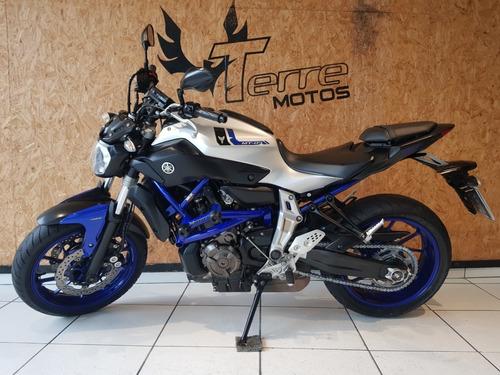 Yamaha - Mt-07 Abs 2017