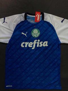 Camisa De Time Palmeiras, Uniforme 2019 Futebol Brasileiro