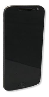 Modulo Frontal Moto G4 Plus Original Completa Com Garantia