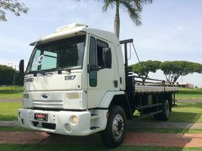 Ford Cargo 1317 Unico Dono Apenas 200mkm 1517 17250