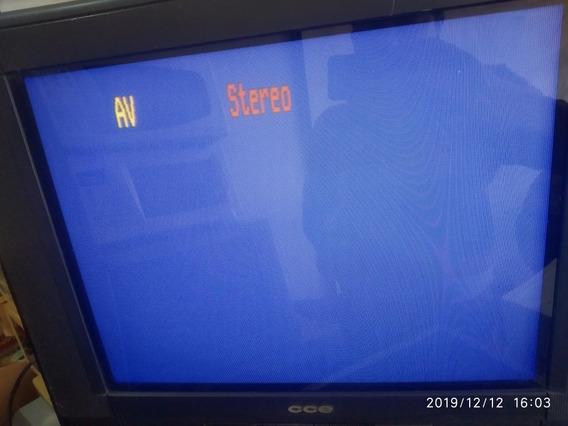 Tv Cce Modelo: Hps-21 Avp