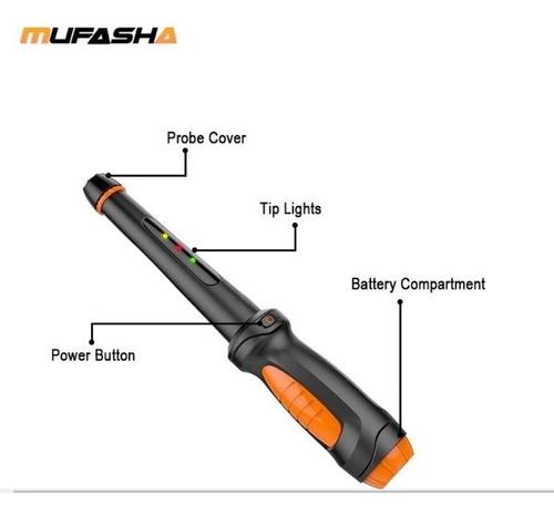 Detector Fugas Gas Natural Propano Metano Combustible Gases