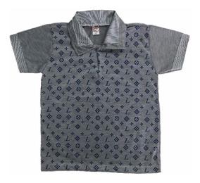 10 Camiseta Camisa Polo Infantil Masculina Roupas Menino