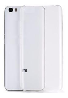 Capa Case Gel Tpu Ultra Fina Xiaomi Mi5 Mi 5 Pelicula Vidro