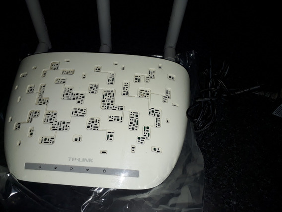 Repetidor Wifi Wireles Acces Point 300 Mbp Tp-link