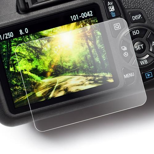 2 Protectores Lcd Pantalla Easycover Nikon D7500