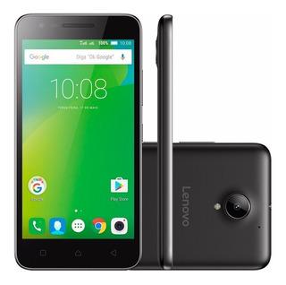 Celular Smartphone Lenovo Vibe C2 16gb Dual K10a40 - Vitrine