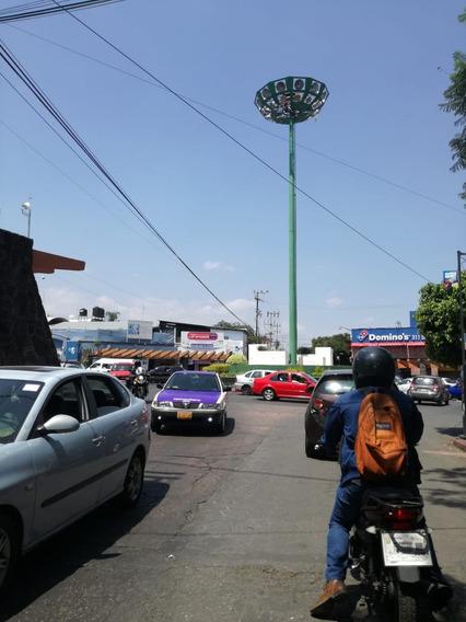 Excelente Terreno En Avenida Por Glorieta De Tlaltenango