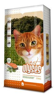 Ulyses Cat X 10 Kgs Dm Mascotas+ Piedra Sanitaria