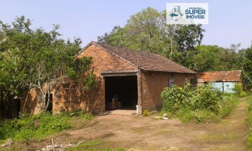 Chácara A Venda No Bairro Distrito Vila Nova Em Pelotas - - 1356-1