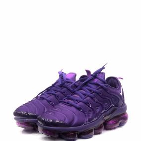 Tênis Nike Air Vapormax Plus Feminino Violeta Do 34 Ao 39