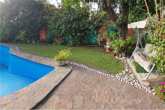 Ph Tipo Casa Gran Parque Villa Bosch Garage Pileta
