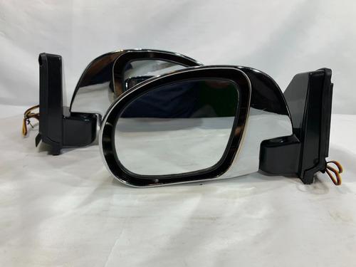 Espejos Retrovisores  Cromados Adaptables .x2 F620