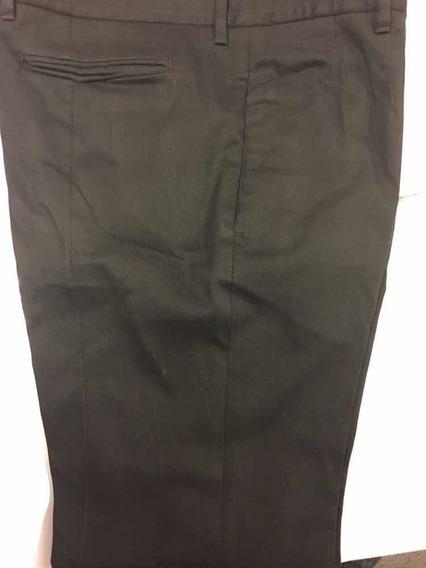 Pantalon De Vestir Zara Talle 42