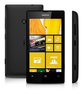 Celular Smartphone Nokia Lumia 520 Dual Core 3g 5mp 8gb