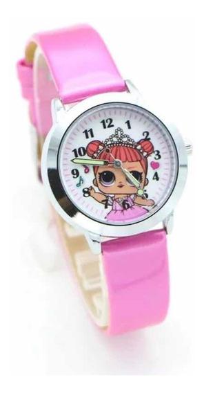Relógio Infantil Lol Bailarina Analógico