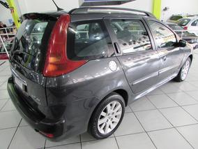 Peugeot 207 Sw 1.6 Xs Flex 2009 Automatico