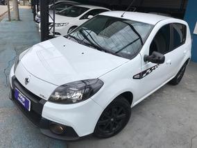 Renault Sandero 1.6 Gt Line 2014 - Novíssimo!