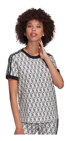 Remera adidas Originals 3 Stripes -fm1070- Trip Store