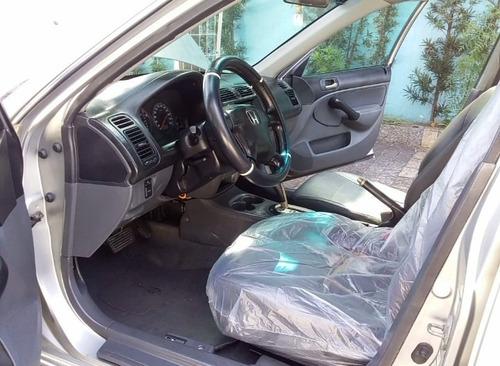 Imagem 1 de 10 de Honda Civic 2001 1.7 Lx Aut. 4p