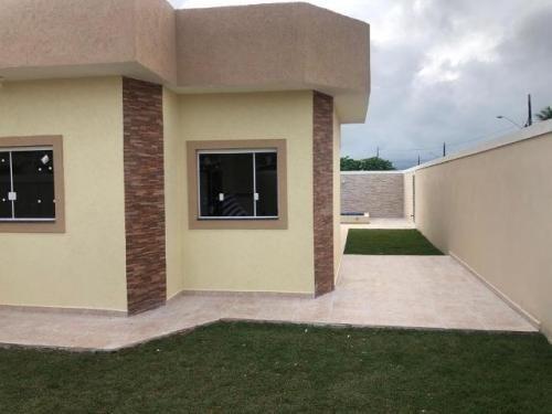 Casa Lado Praia E Com Piscina No Cibratel-itanhaém -5883 Npc
