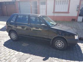 Fiat Uno 2004 1.7 Diesel Negro