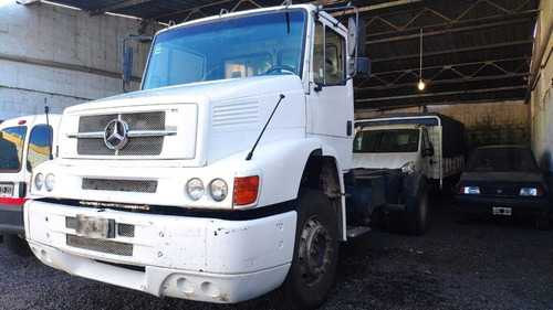 Mercedes Benz 1218r Camion Chasis