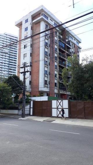 Apartamento Em Parnamirim, Recife/pe De 120m² 3 Quartos À Venda Por R$ 450.000,00 - Ap280637